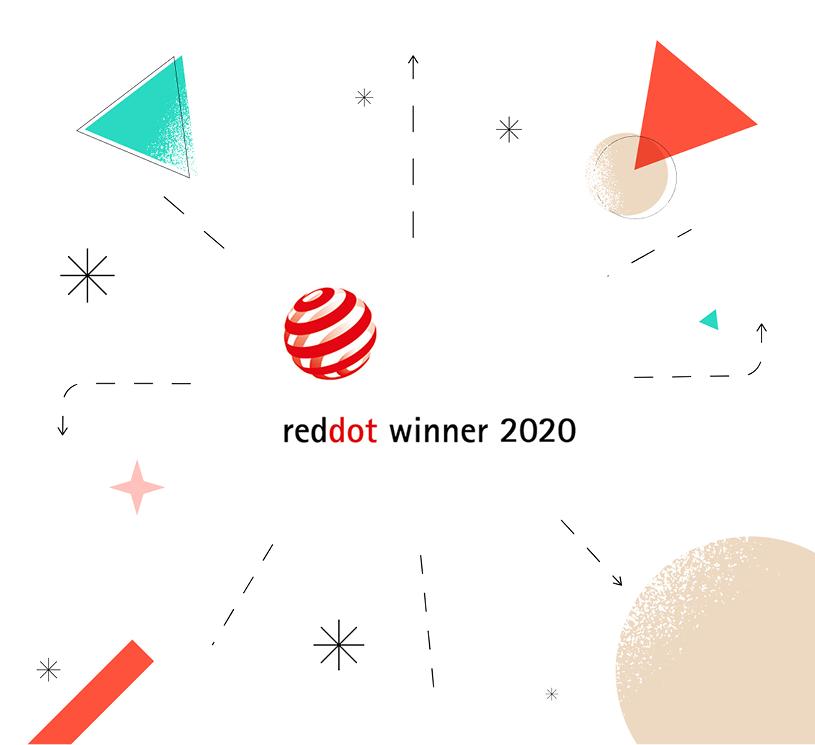 Red Dot Awards 2020: Wayfinding signage design for ABB