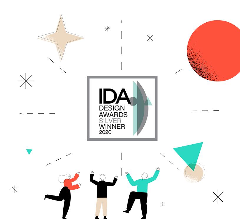 IDA Design Awards 2020: Recruitment campaign