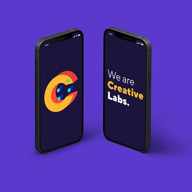 Creative Labs brand identity