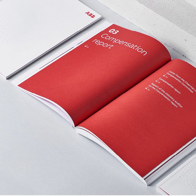 Annual Report For ABB