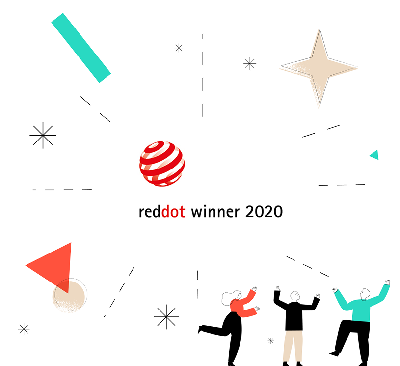 Red Dot Awards 2020: Admind recruitment campaign