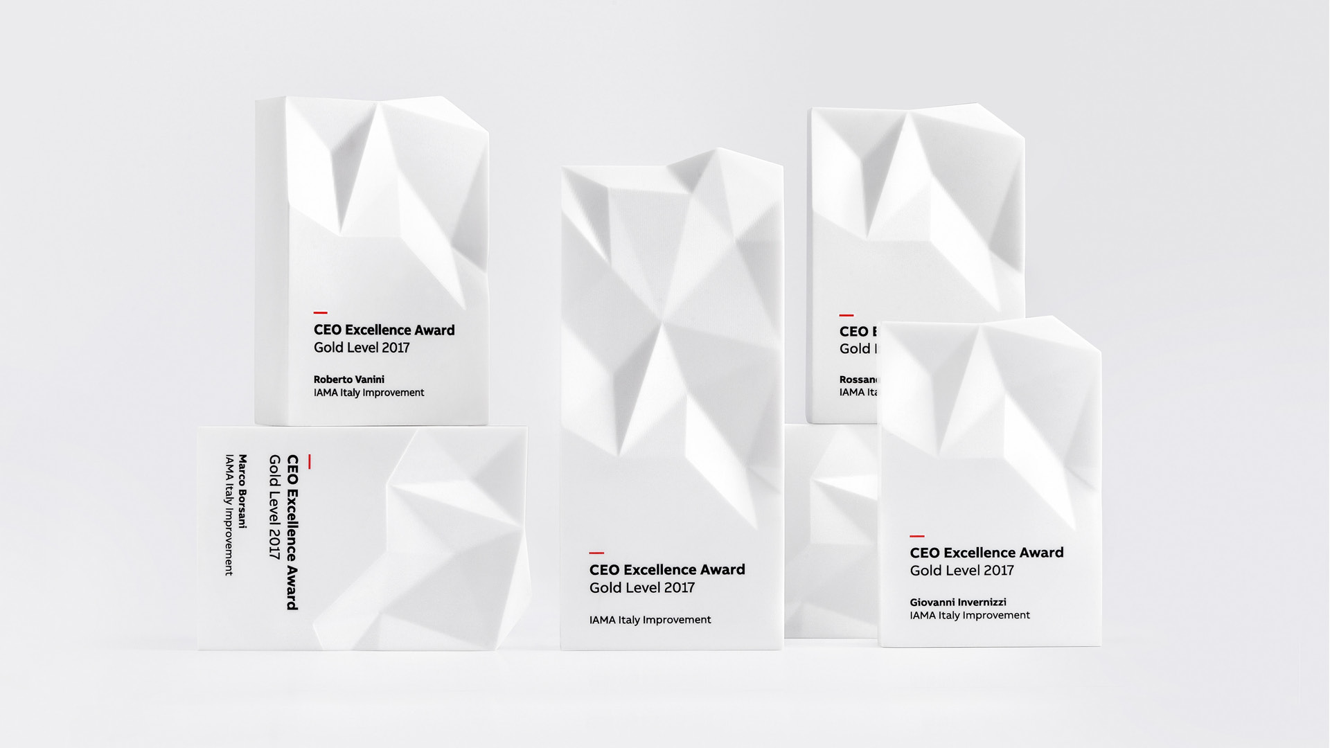ABB's CEO Excellence Award