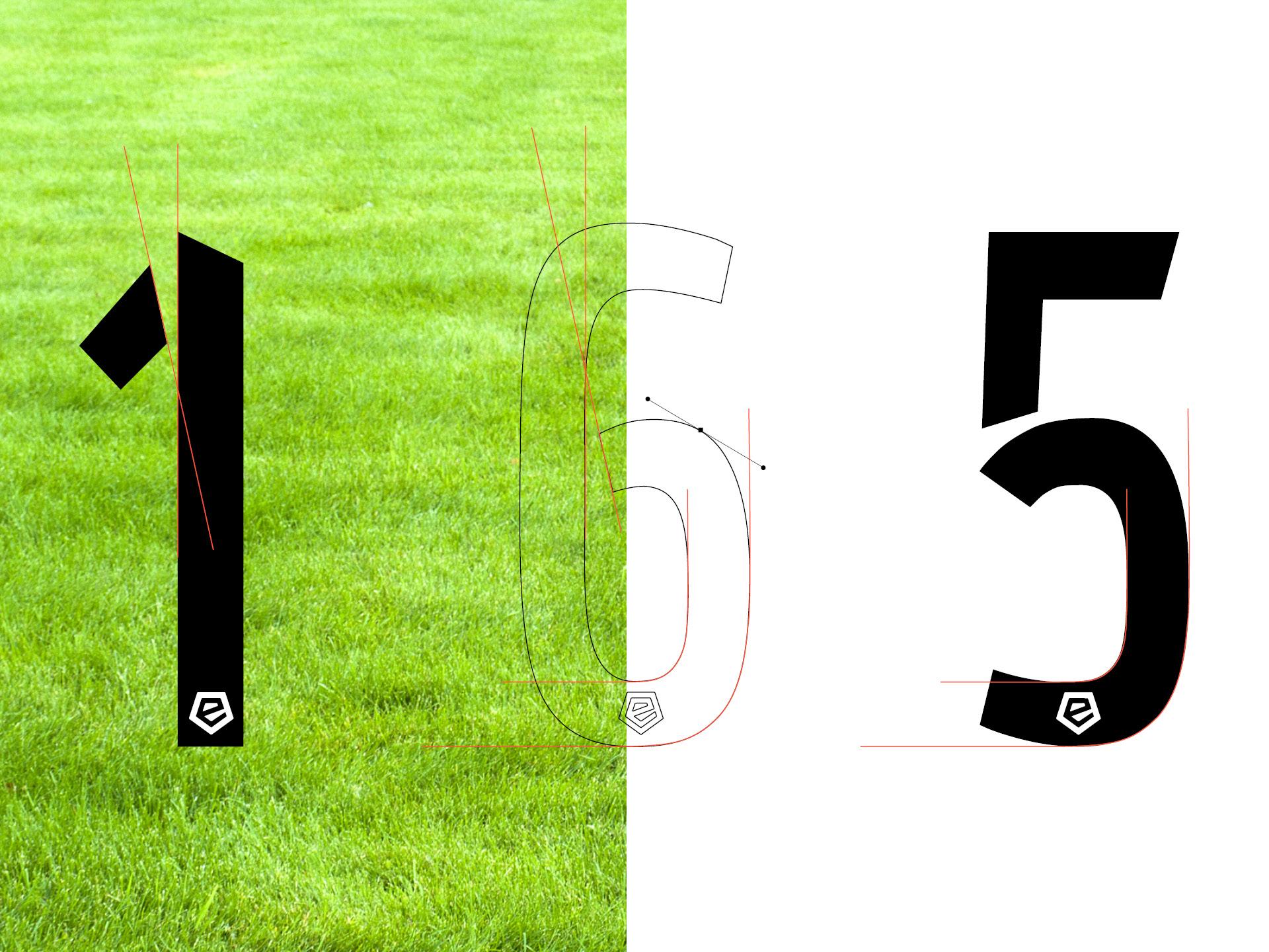 Ekstraklasa SA font