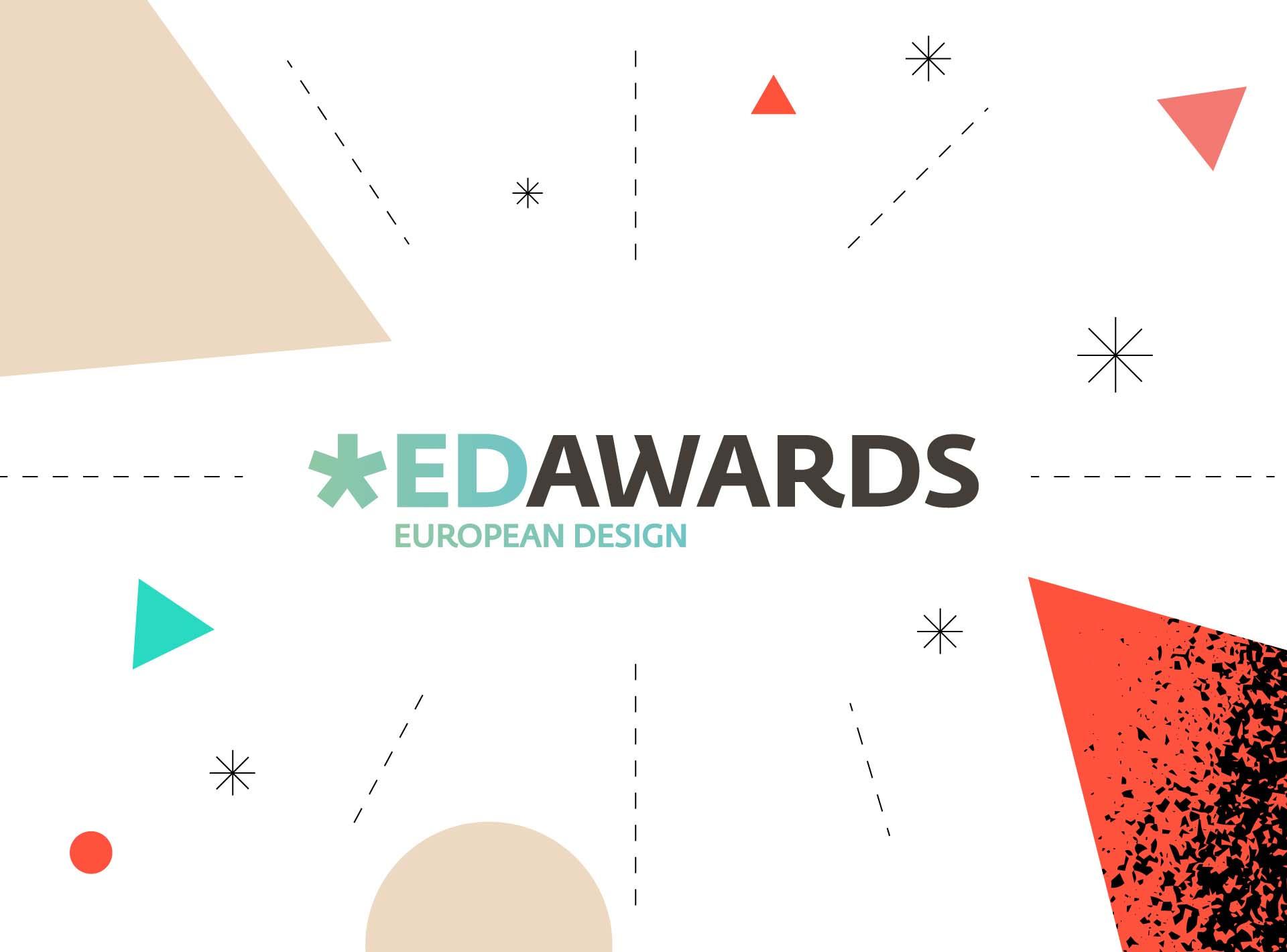 Admind work nominated to European Design Awards 2021