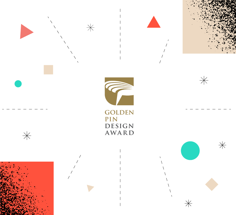 The Golden Pin Design Awards 2021 are ours