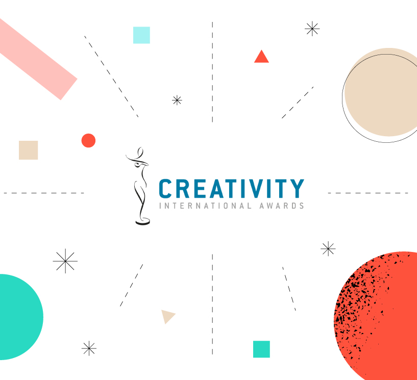 We won 5 Creativity International Awards 2020